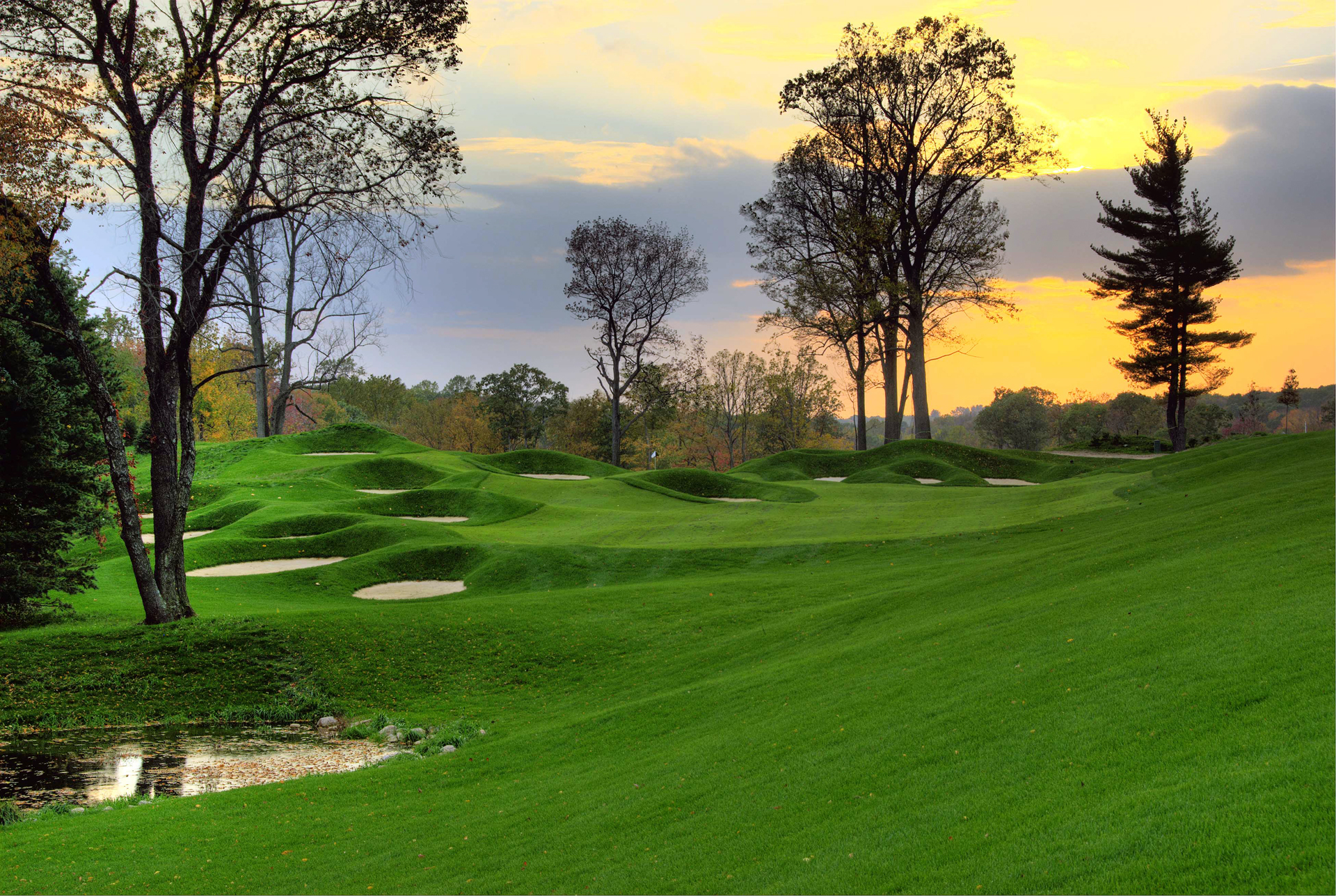 Game-Changing Golf Course Design